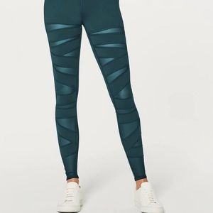 lululemon athletica Pants - Lululemon wunder under *mesh*